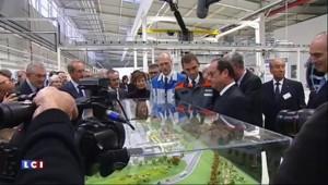 """François Hollande: """"Le FN est tout sauf le parti de la République"""""""