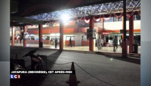 L'épave de l'avion indonésien aurait été retrouvée en Papouasie