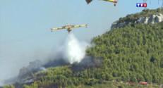 Le 20 heures du 28 juillet 2015 : Incendies dans les Bouches-du-Rhône : Les habitants sont « dépités » - 126