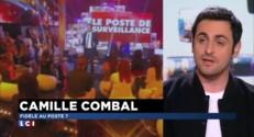 Le Poste de Surveillance : Camille Combal de retour en prime sur D8 ?