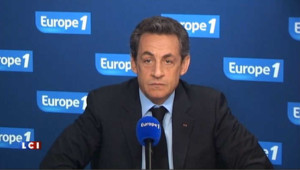 """Parisot se fait remarquée par son silence, Sarkozy """"confirme"""""""