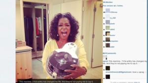 seb Oprah Winfrey twitter friteuse