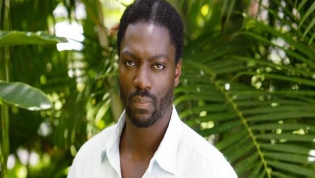 Adewale Akinnuoye-Agbaje interprète Mr. Eko dans la série Lost.