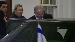 Benjamin Netanyahu à Washington, le 23 mars 2010.