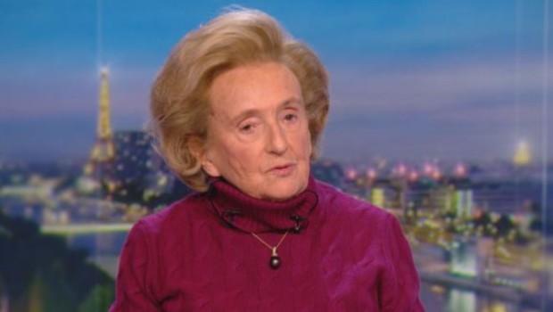 Bernadette Chirac invitée du 20H de TF1 (05/01)
