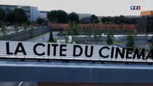 Besson inaugure sa Cité du cinéma