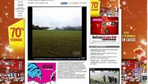 Doubs : un avion militaire suisse s'écrase, le pilote en sort indemne