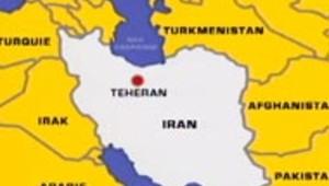 iran carte iran