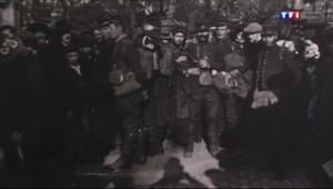 """Le 20 heures du 19 janvier 2014 : """"Paris 14/18, la guerre au quotidien"""" : une exposition pour se rappeler - 1755.728059692383"""