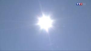 Le 20 heures du 7 septembre 2014 : Climat : la m�o du futur sera chaude et pluvieuse - 779.465