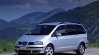 SEAT Alhambra 2.8i V6 Grand Via - 2001
