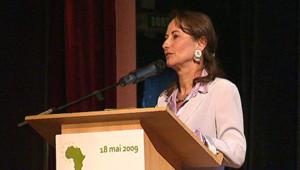 Ségolène Royal, le 18 mai 2009