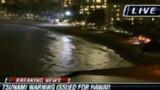 L'alerte au tsunami levée à Hawaï