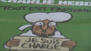 Le 20 heures du 14 janvier 2015 : La une de Charlie Hebdo ne fait pas rire le monde musulman - 1221.728