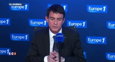 """Manuel Valls : """"Nous faisons face à une menace terroriste"""""""