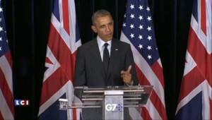 Obama inquiet de la vente de Mistral français à la Russie
