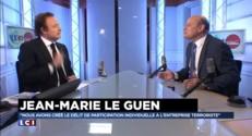 """""""Pas de 49-3 sur la loi de modernisation sociale et sur la loi renseigenement"""", affirme Le Guen"""