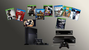 PS4 xbox one jeux