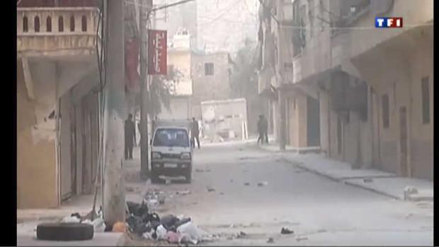 Syrie : l'armée a pris le contrôle d'Alep
