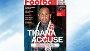 TF1/LCI Jean Tigana Une de France Football Accusation Simonet