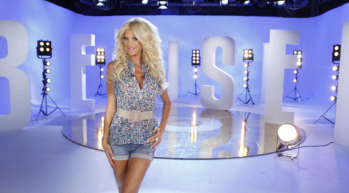Victoria Silvstedt pour Le grand btisier de l&#039;t 