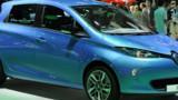 Zoé, la citadine électrique de Renault, en cours d'arrivage en concession