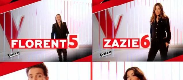 The Voice 4 - Bilan Coachs EM02
