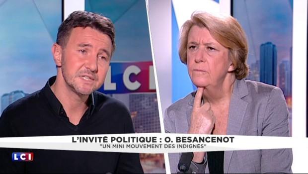 """Besancenot : """"S'il y a un endroit de l'abandon démocratique, c'est l'Assemblée nationale"""""""