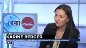 """Déclaration de patrimoine : """"Pas étonnée que les Le Pen ait des choses à se reprocher"""""""