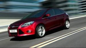 Ford Focus, la voiture la plus vendue dans le monde en 2012.