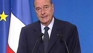 Javques Chirac Japon