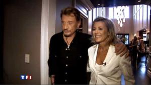Johnny : premières images exclusives de son rendez-vous avec Claire Chazal