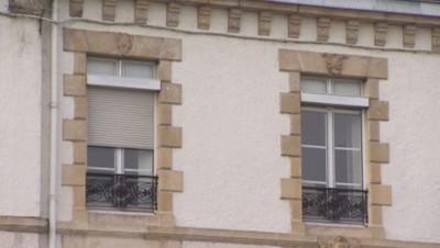 La maternité d'Orthez, dans les Pyrénées-Atlantiques.