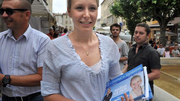Marion Maréchal- Le Pen