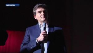 """Montebourg : une soirée pour défendre le """"made in France"""" (19 février 2013)"""