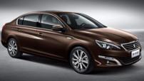 Salon de Pékin 2014 - Peugeot 408