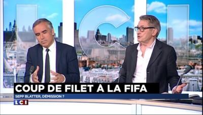 """Corruption à la FIFA : """"Sepp Blatter a le soutien de toutes les autres fédérations mondiales"""""""