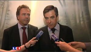 Fillon imagine que Sarkozy est impatient de se remettre au travail