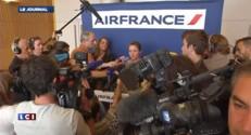 Grève à Air France : les recommandations de la compagnie à ses clients