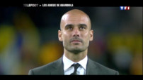 Guardiola-adieux