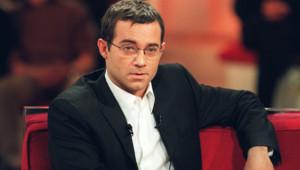Jean-Luc Delarue à l'émission Vivement Dimanche en 2003