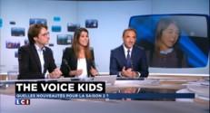 """Karine Ferri, """"la maman"""" des candidats de """"The Voice Kids"""""""