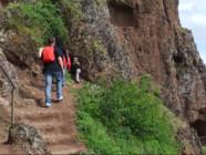 Le 13 heures du 30 septembre 2014 : Patrimoine sous-terrain (2/5) : les grottes de Jonas - 2372.084826171875