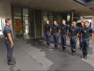 Le 20 heures du 1 octobre 2014 : Les sapeurs-pompiers de Paris - 1632.143