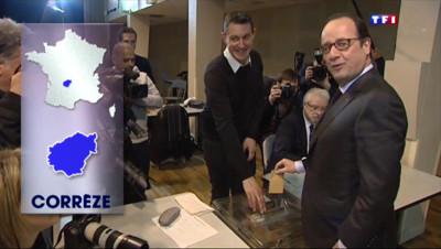 Le 20 heures du 30 mars 2015 : Elections départementales : ces bastions symboliques perdus par la gauche - 607.3909999999997