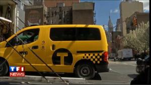 New-York dévoile son taxi du futur