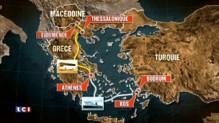 De la Turquie à la Macédoine, un journaliste de TF1 raconte sa traversée aux côtés des migrants