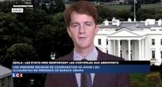 Ebola : première réunion de coordination aux Etats-Unis