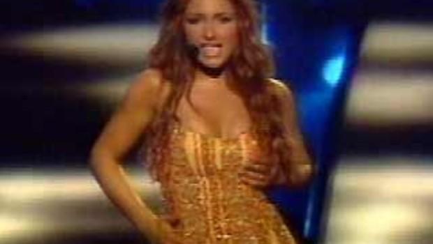 eurovision 2005 victoire de la chanteuse grecque Helena Paparizou