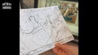 Evelyne Dhéliat vous fait visiter les coulisses de fabrication du bulletin météo